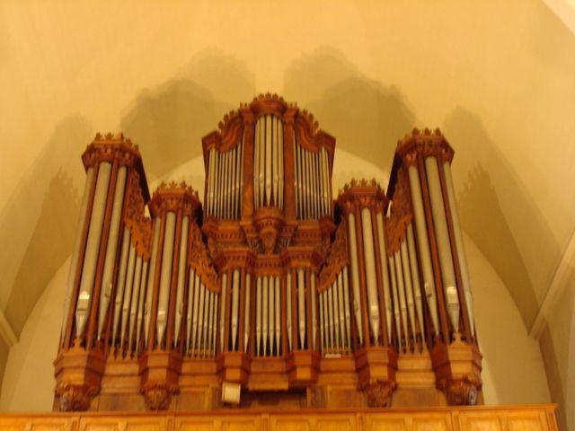 L'orgue de Virieu