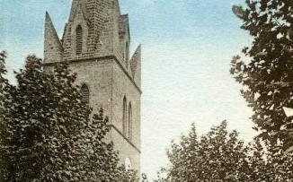 L'église de Virieu