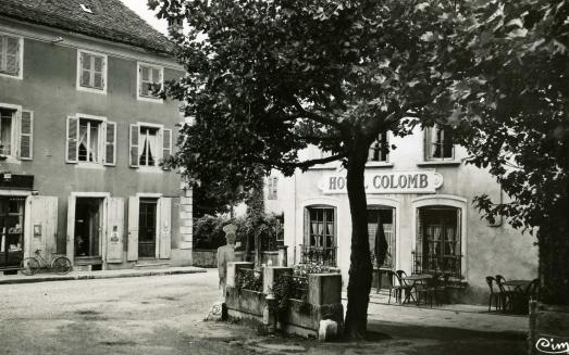 L'Hôtel COLOMB