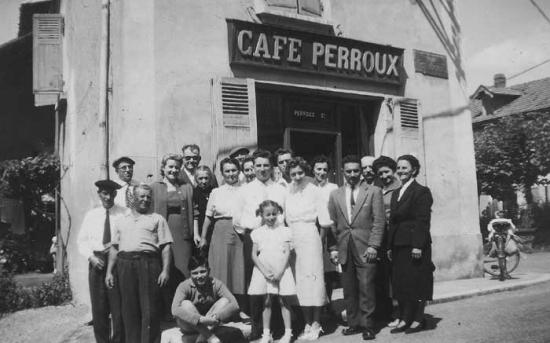 Le Café PERRAUD