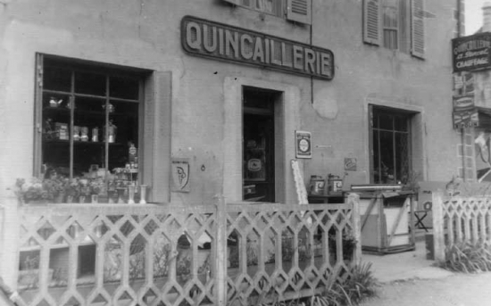 La Quincaillerie PONCET