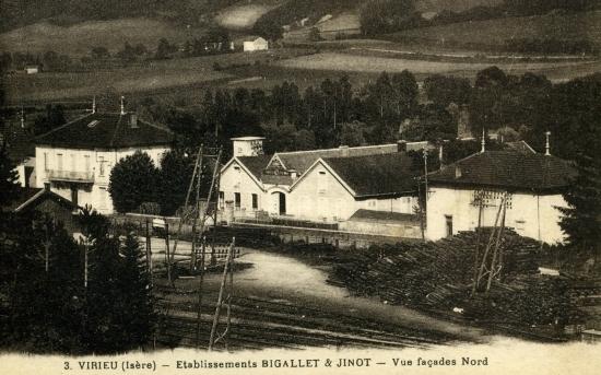 BIGALLET - 1930