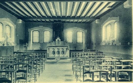 Chapelle du REPOS DE VIRIEU