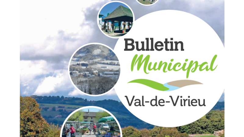 Bulletin municipal Val-de-Virieu n°1 - 2020