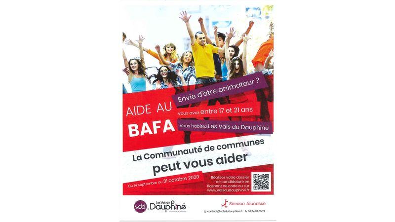 Aide au BAFA