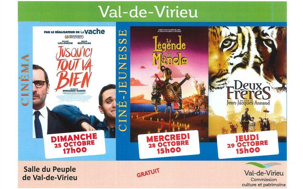 """Ciné-jeunesse : """"Deux frères"""""""