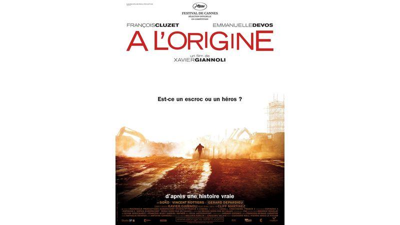 "Ciné Val-de-Virieu : ""A L'ORIGINE"""