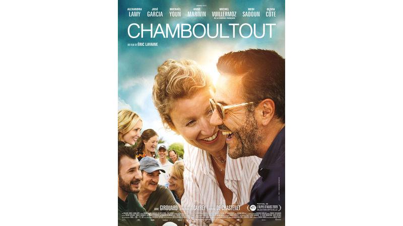 """Ciné Val-de-Virieu : """"CHAMBOULTOUT"""""""