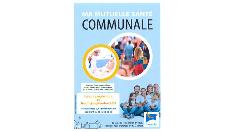 "Ma mutuelle santé communale ""MUTUALP"""