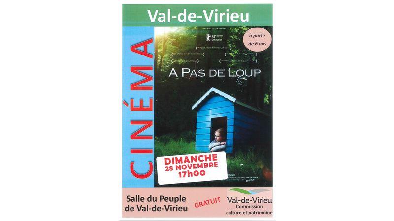 Ciné Val-de-Virieu : À PAS DE LOUP